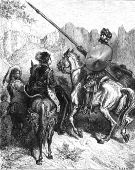 Fidelio Article Schiller Institute Don Quixote