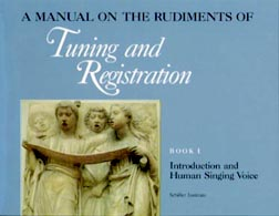 Manual of Tuning and Registration book cover
