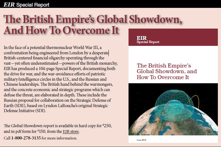 The British Empire's Global Showdown, And How To Overcome It (ad)